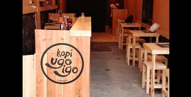 Kafe Ugo Igo Bandung
