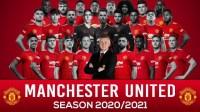 Daftar Pemain Manchester United 2020-2021