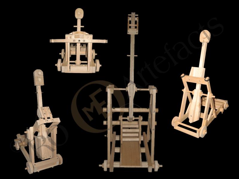 Holzmodelle