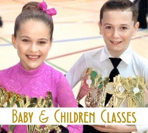 Baby and Children Dance Classes