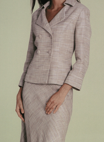 Ladies' suit by a custom tailor based in Bangkok, Thailand