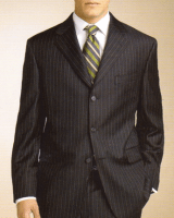 Men's Single Breasted Suit by a custom tailor based in Bangkok, Thailand
