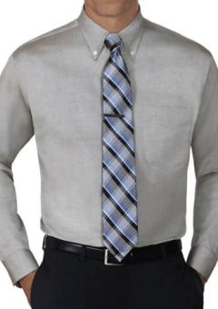 Men's shirt by a custom tailor based in Bangkok, Thailand