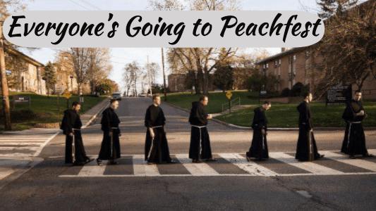 Peach Festival 2019