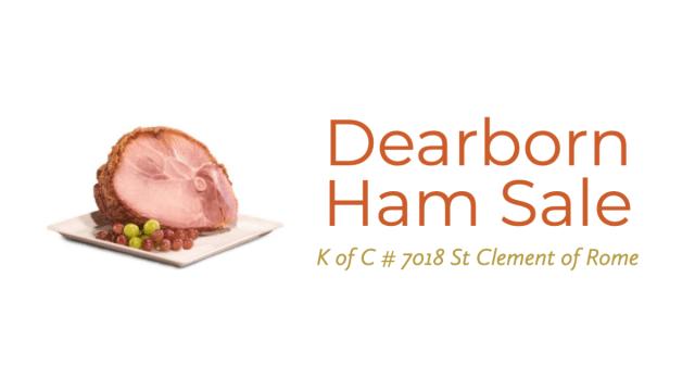 Dearborn Ham Sale