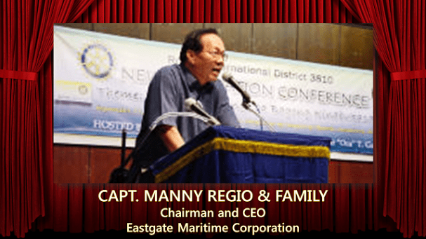 Manny Regio