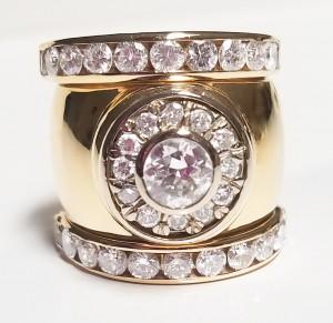 ROund diamond