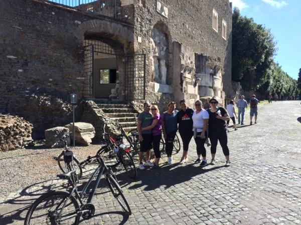 romes ultimate bike tour