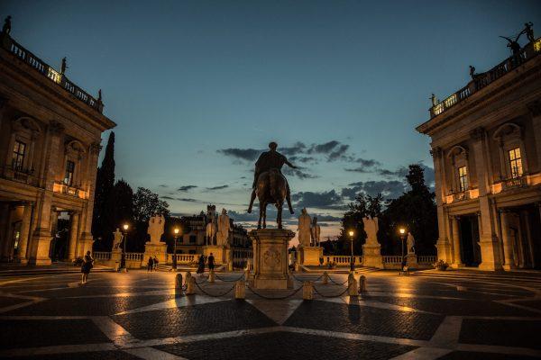 rome night tour