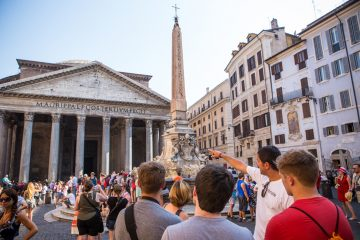 rome's ultimate free walking tour