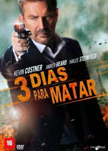 """Poster for the movie """"3 Dias para Matar"""""""