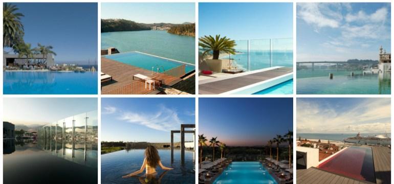 10 Hotéis com Infinity Pool