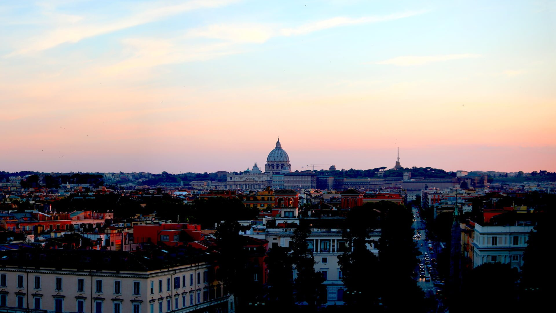 The Best Panoramic Views In Rome Rome Vacation Tips