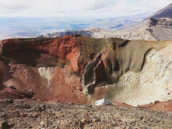 red-crater-tongariro