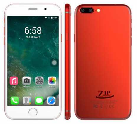 Free ROM Gốc Zip Mobile Zip8 File Cứu Máy