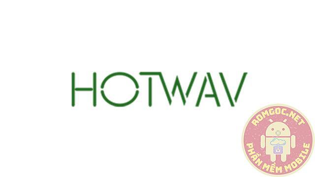 Rom stock cho HOTWAV Venus X19 SP7731C