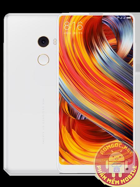 Rom xóa tài khoản MiCloud Xiaomi Mi Mix 2 qua MRT
