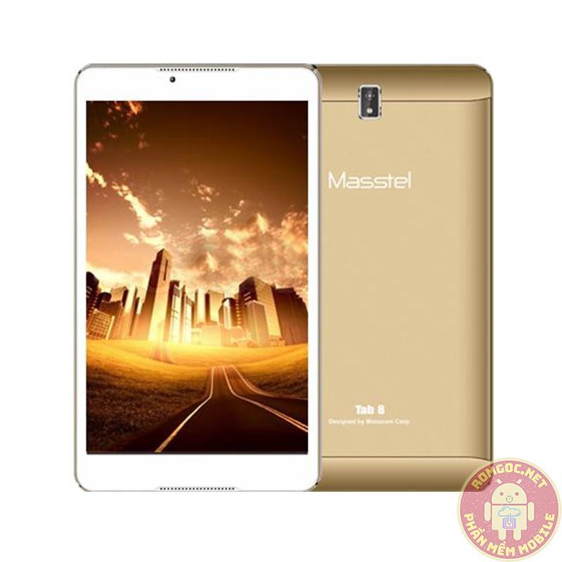 Rom Stock cho Masstel tab 8 mt6580 Flashtool