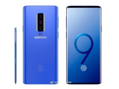 Rom Combination cho Samsung Galaxy Note 9 (SC-01L)