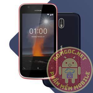Rom stock Nokia 1 TA-1047 MT6735 Flashtool - Romgoc