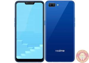 Rom stock Oppo Realme C1 RMX1811 unbrick, xóa pass