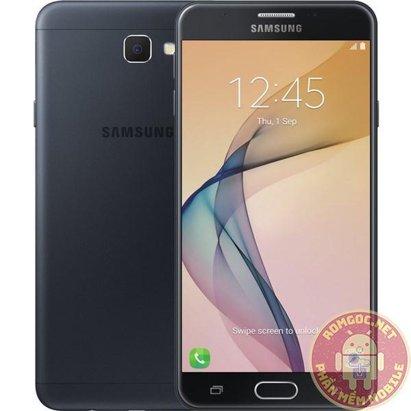 Giải pháp fix cảm ứng cho Galaxy J7 Prime ( SM-G610F)