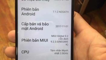 Edl Testpoint Xiaomi Redmi 5 Plus (Vince) - Romgoc