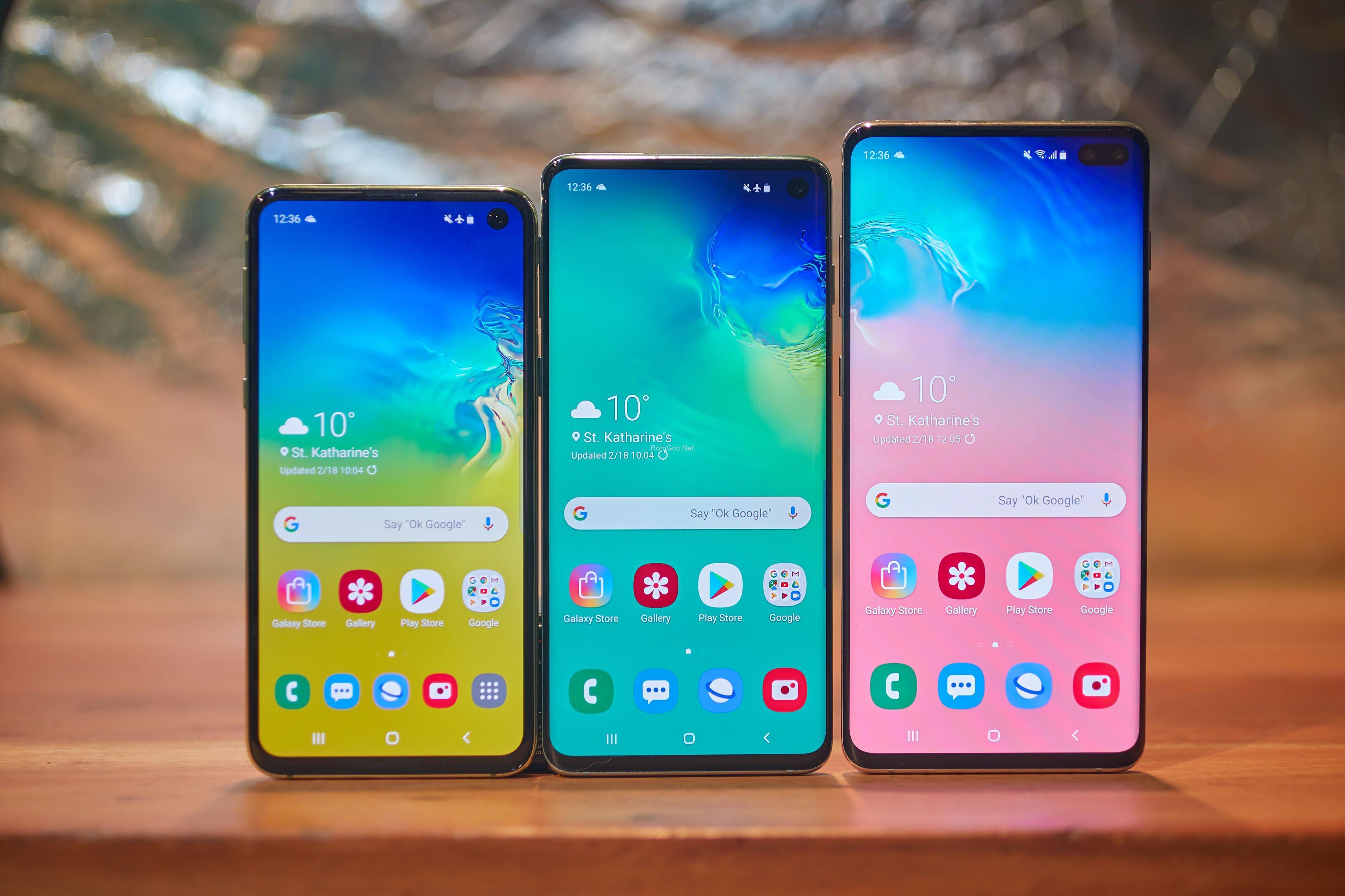 Rom combination Samsung Galaxy S10 (SM-G973 U/ U1 / W)