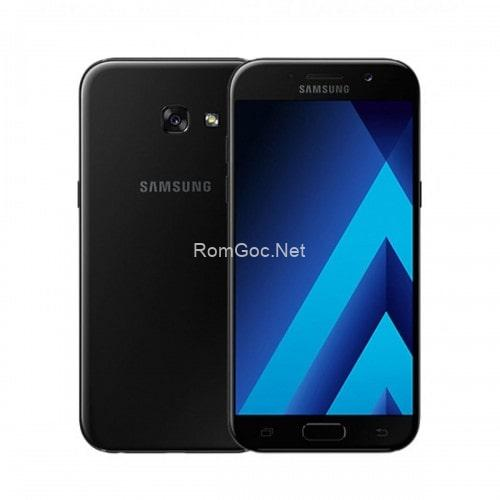 ROM COMBINATION Galaxy A5 2017 SM-A520S/L/K REV U3