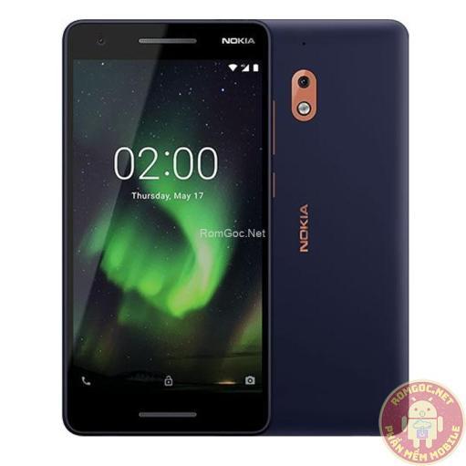 Nokia 2.1 (E2M) ROM Stock .NBx File Flash