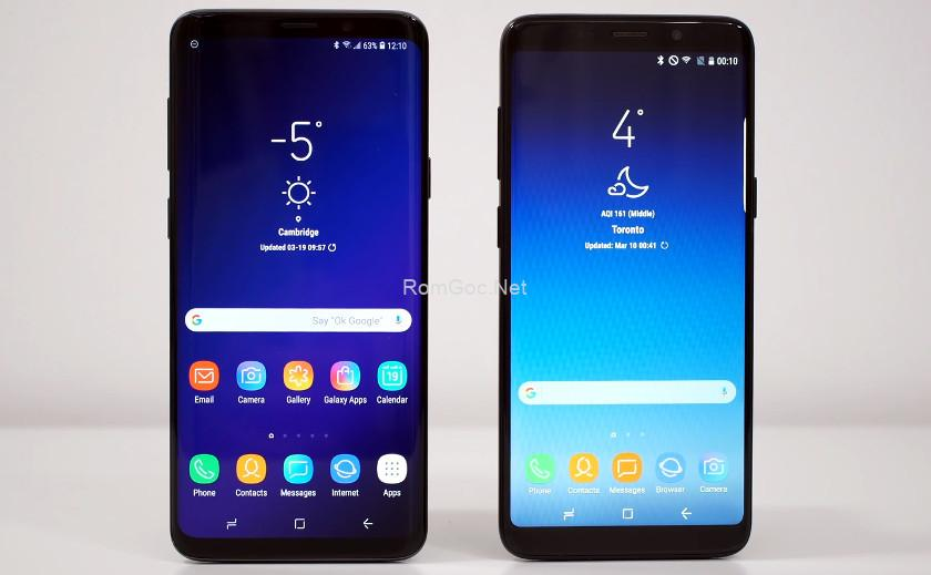 ROM STOCK Galaxy S9 SM-G960F Fake MT6580 File Flash