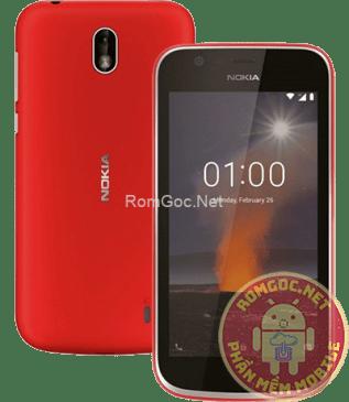 Nokia 1 (FRT) ROM Stock .NBx File Flash