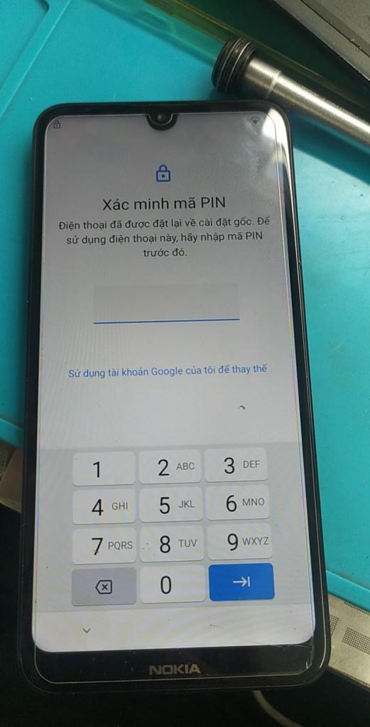 FRP Bypass Nokia 3.2 TA-1156