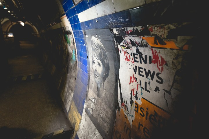 Discover Euston Station's Lost Tunnels
