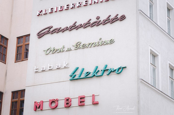 Stadtschrift and Vienna's Lettering Heritage