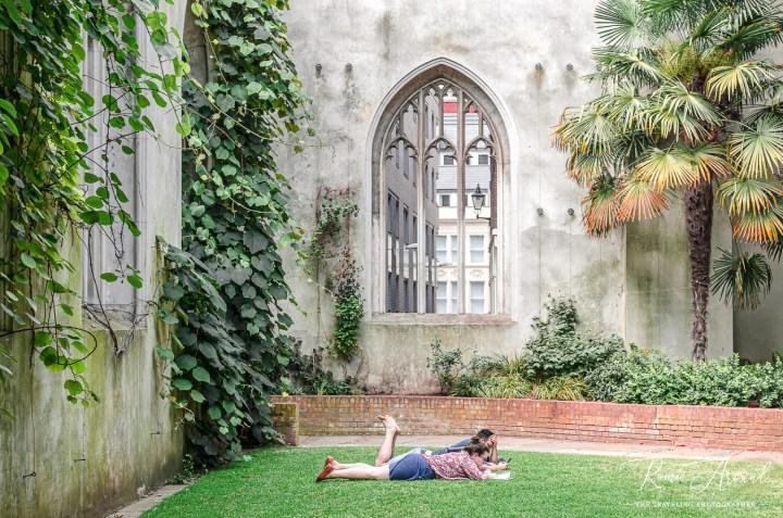 The Hidden Garden In The Heart Of London