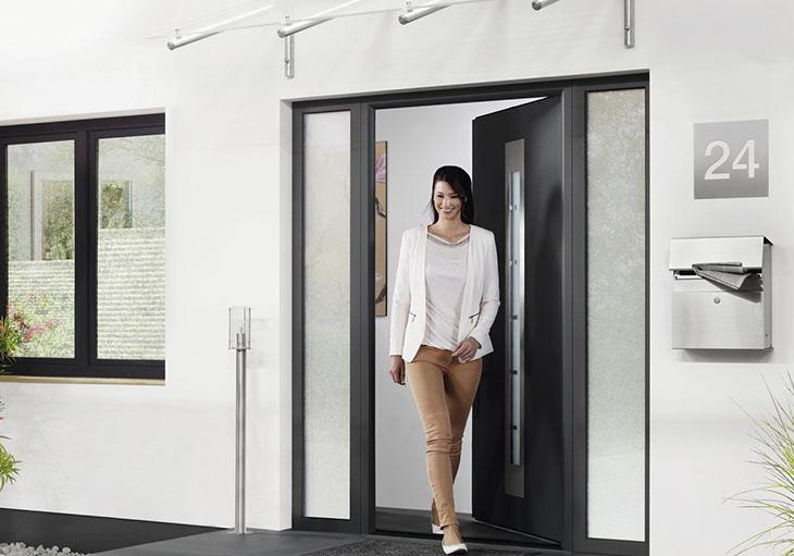 Vstupné dvere