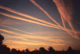 scie chimiche effetti sul clima e la salute
