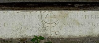 10 porta alchemica piazza vittorio a roma porta ermetica