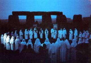 mitologia celtica riti druidi