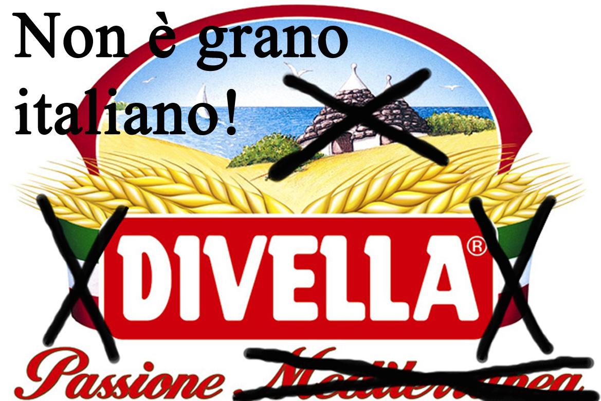 Basta OGM! Boicottiamo le multinazionali come Barilla e Divella. Si alla Coldiretti e la Filiera Agricola Italiana.