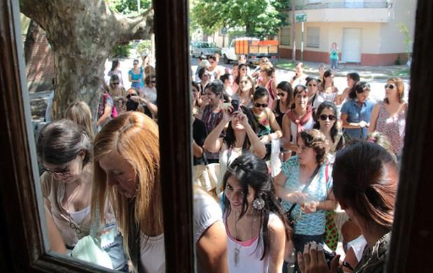 las puertas de Don Toto! - Foto Vero Mariani