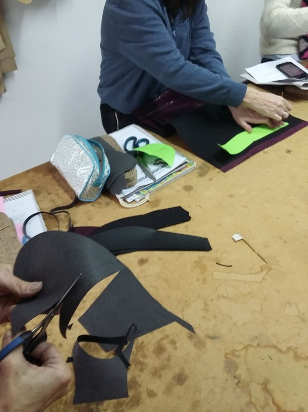 workshop alpargatas