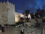Porta di Damasco Gerusalemme