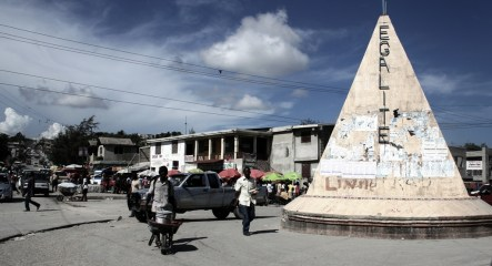 16 Haiti
