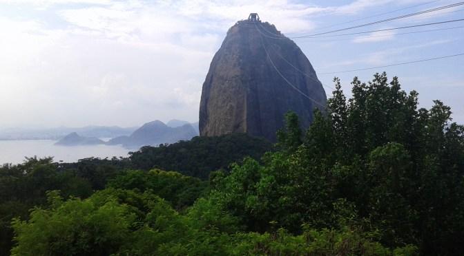 Viaje a Brasil Parte II: Rio de Janeiro e Ilha Grande