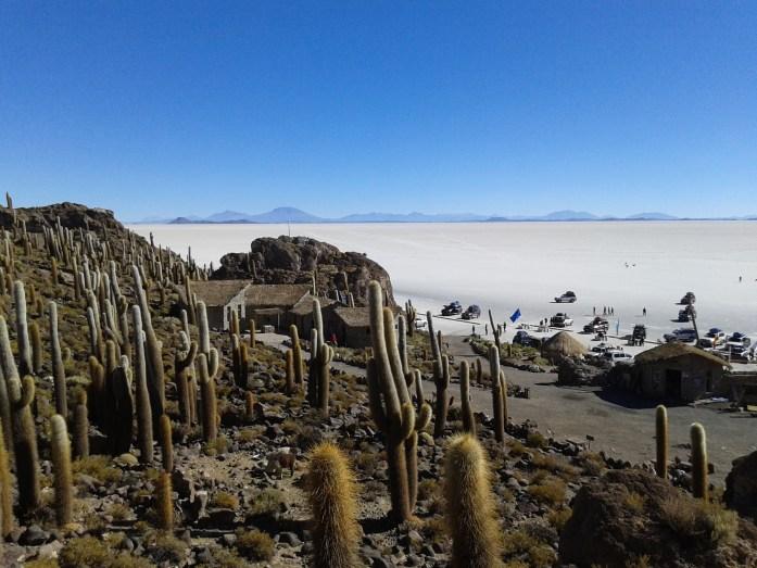 Isla Incahuasi, Salar del Uyuni, Bolivia, 2014 | rominitaviajera.com