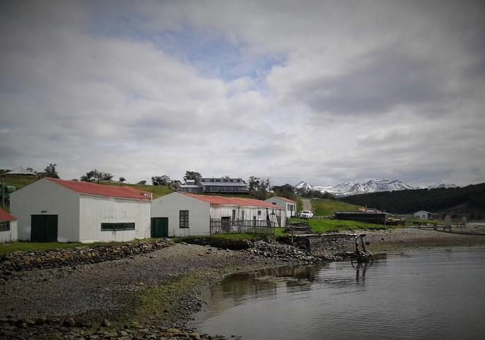 Estancia del fin del mundo Tierra del Fuego
