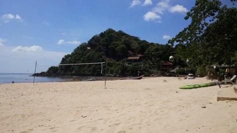 Playa Ba Kan Tieng Bay, Ko Lanta, Tailandia, 2015