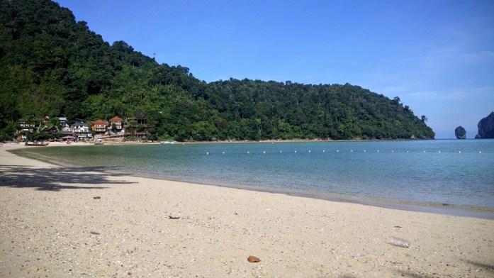 Playa Lo Dalan, Ko Phi Phi Don, Krabi, Tailandia, 2015
